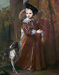 Anthony van Dyck : II. Vilmos orániai herceg (id: 19526) tapéta