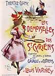 Les Demoiselles des St. Cyriens (id: 1028) poszter