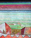 Paul Klee: Blick in das Fruchtland (id: 12128) poszter