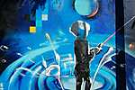 Graffiti - Wall Street Art Collection (id: 17128) vászonkép