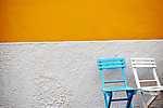 Partner Kollekció: Sárga-fehér falrészlet (id: 16729) poszter