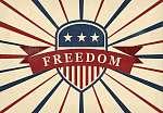 Freedom  (id: 19229) vászonkép óra