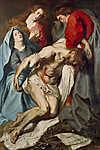 Anthony van Dyck : Krisztus levétele a keresztről (id: 19531) vászonkép