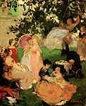 Raffaello (Raphael): A hinta, 1869 (id: 332) tapéta