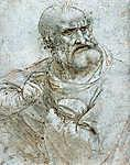 Leonardo da Vinci: Apostol (színváltozat 1.) (id: 3832) tapéta