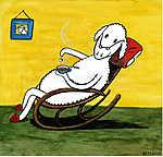 a juhok teát inni (id: 4132)