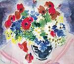 Vaszary János: Mezei virágok csendélet (id: 22333) vászonkép