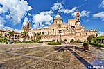 A palermói katedrális (id: 10934) többrészes vászonkép