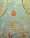 Paul Klee: Efflorescence - Színváltozat 1. (id: 12135)