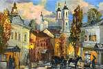 The old city of Vitebsk (id: 16435) falikép keretezve