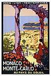 Monaco, Monte Carlo (id: 1236) poszter