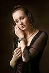 Portré reneszánsz stílusban 3 (id: 17536) tapéta