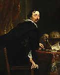 Anthony van Dyck : Lucas van Uffel portéja (id: 19536) tapéta
