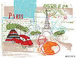 Paris (id: 4637) vászonkép