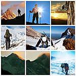 Climb (id: 5737) vászonkép