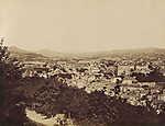 Kilátás a Tabán, Krisztinaváros és a budai Vár felé (1903) (id: 19738) tapéta