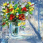 Flower bouquet (id: 13339) poszter