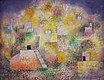 Paul Klee: Oriental Pleasure Garden (id: 12140)
