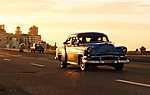 Veterán autó Kubában (id: 16740)
