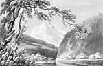 William Turner: Grindelwald közelében (színverzió 1) (id: 20340) tapéta