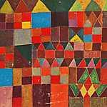 Claude Monet: Vár és nap (részlet 1) (id: 2740) vászonkép óra
