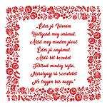 Házi áldás Anyák-napjára, Édes jó Istenem... (id: 10241) bögre