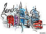 London City Sketch (id: 10343)