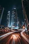 Hong Kong éjjel (id: 14344) tapéta