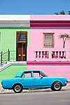 Utcarészlet autóval, Havanna, Kuba (id: 16744) tapéta