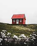 Házikó a világ végén, Izland (id: 19544) poszter
