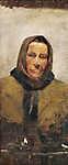 Idős asszony portréja (id: 20044) vászonkép