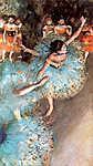 Edgar Degas: Balett-táncosok (id: 20144)