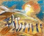 Badacsonyi napsütés (id: 22344) tapéta