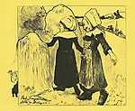 Paul Gauguin: Bretoni asszonyok (id: 3944) poszter
