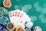 Póker zsetonok és kártyák (id: 6044) poszter