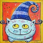 varázslatos macska a tündérkefe (id: 5345)