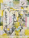 Paul Klee: Hoffman meséi - Színváltozat 2. (id: 12146)