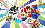 Super Mario Party (id: 16246) tapéta