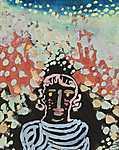 Paul Klee: Portré a lugasban (1930) (id: 2746)