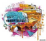 Rómában (id: 10347) poszter