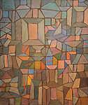 Paul Klee: Út a Citadellára (id: 12147)