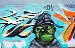 Graffiti, London, Kanada (id: 17247) falikép keretezve