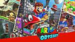 Super Mario Odessy - official poster (horizontal) (id: 16248) poszter