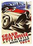 Grand Prix Svájc, 1934 (id: 2148) poszter
