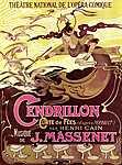 J. Massenet Cendrillon Conte de Fées (id: 1049) vászonkép