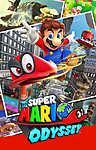 Super Mario Odyssey - hivatalos poszter (függőleges) (id: 16249) poszter