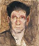 Mednyánszky László: Férfi potré (id: 20049) poszter