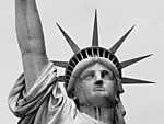 Szabadság- szobor, New York, USA (id: 14350) poszter