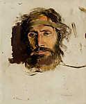 Mednyánszky László: Jézus Krisztus (id: 19951) poszter