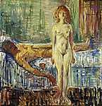 Edvard Munch: Marat halála II. (id: 3651)